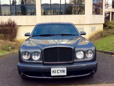Bentley Arnage Arnage T pack Mulliner - <small></small> 79.900 € <small>TTC</small> - #1