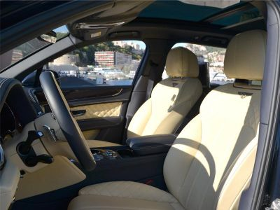 Bentley Bentayga 6.0 W12 608ch - <small></small> 178.000 € <small>TTC</small>