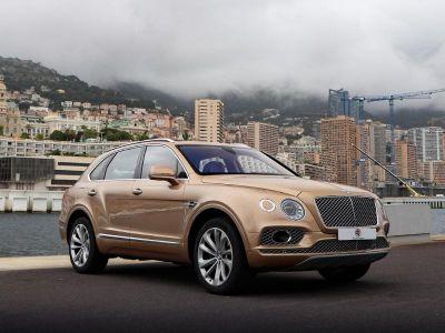 Bentley Bentayga 6.0 W12 608ch - <small></small> 133.000 € <small>TTC</small> - #3