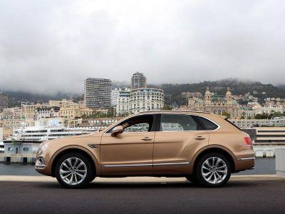 Bentley Bentayga 6.0 W12 608ch - <small></small> 133.000 € <small>TTC</small> - #8