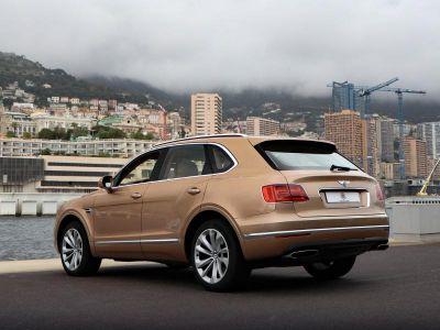 Bentley Bentayga 6.0 W12 608ch - <small></small> 133.000 € <small>TTC</small> - #9