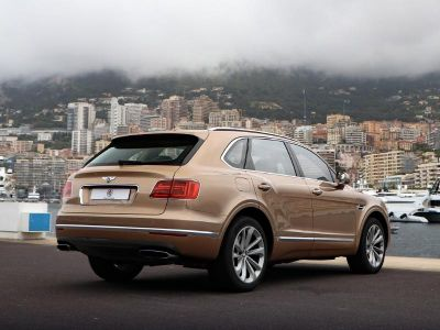 Bentley Bentayga 6.0 W12 608ch - <small></small> 133.000 € <small>TTC</small> - #11