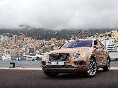 Bentley Bentayga 6.0 W12 608ch - <small></small> 133.000 € <small>TTC</small> - #12