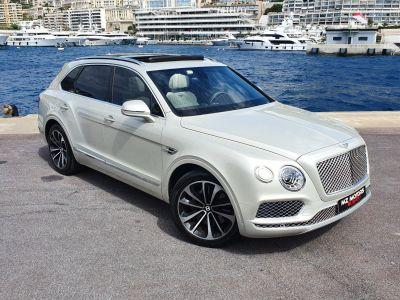 Bentley Bentayga V8 DIESEL 435 CV - <small></small> 164.900 € <small>TTC</small> - #4