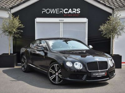 Bentley Continental 4.0 V8 COUPE | NAIM | ZETELKOELING | MASSAGE - <small></small> 81.900 € <small>TTC</small> - #3