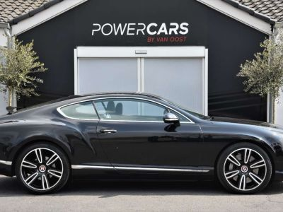 Bentley Continental 4.0 V8 COUPE | NAIM | ZETELKOELING | MASSAGE - <small></small> 81.900 € <small>TTC</small> - #4