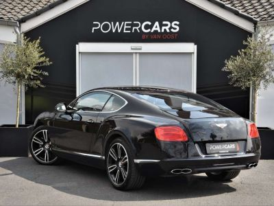Bentley Continental 4.0 V8 COUPE | NAIM | ZETELKOELING | MASSAGE - <small></small> 81.900 € <small>TTC</small> - #6