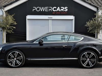Bentley Continental 4.0 V8 COUPE | NAIM | ZETELKOELING | MASSAGE - <small></small> 81.900 € <small>TTC</small> - #8