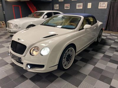 Bentley Continental A CABRIOLET 6.0 W12 - <small></small> 85.000 € <small>TTC</small> - #5