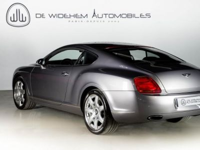 Bentley Continental GT COUPE 6.0 W12 BI-TURBO 560 TIPTRONIC - <small></small> 59.900 € <small>TTC</small> - #3