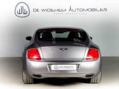 Bentley Continental GT COUPE 6.0 W12 BI-TURBO 560 TIPTRONIC - <small></small> 59.900 € <small>TTC</small> - #6