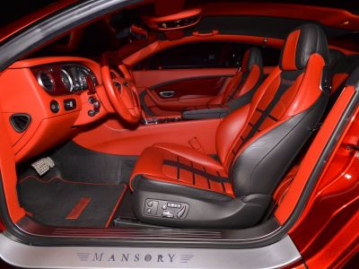 Bentley Continental GT COUPE W12 MANSORY SANGUIS - <small></small> 129.900 € <small>TTC</small>