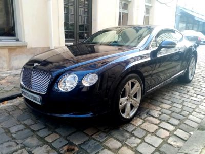 Bentley Continental GT Phase 2 W12 Bioéthanol - <small></small> 77.000 € <small>TTC</small> - #1