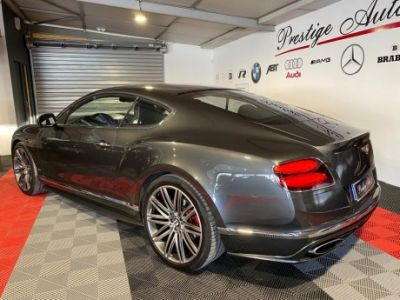 Bentley Continental GT Speed 635 cv Phase II 1er Main Francaise - <small></small> 110.000 € <small>TTC</small> - #10