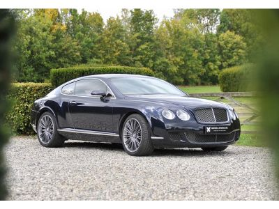Bentley Continental GT Speed Continental GT Vitesse - <small></small> 58.000 € <small>TTC</small> - #1