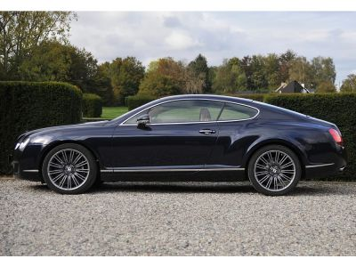 Bentley Continental GT Speed Continental GT Vitesse - <small></small> 58.000 € <small>TTC</small> - #8
