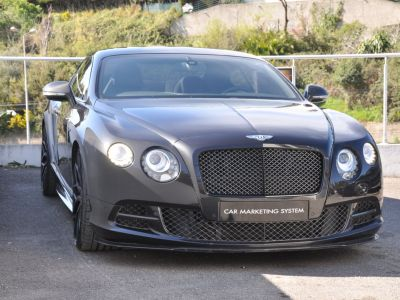 Bentley Continental GT Speed W12 6.0 625CH - <small>A partir de </small>1.490 EUR <small>/ mois</small> - #3