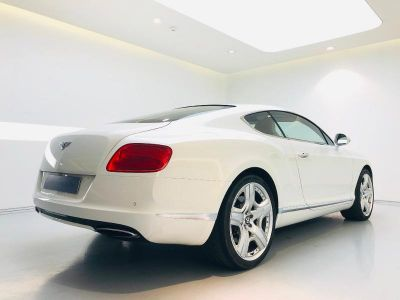 Bentley Continental GT W12 6.0 - <small></small> 89.900 € <small>TTC</small>