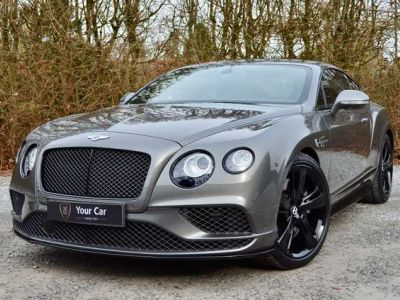 Bentley Continental GT W12 SPEED BLACK EDITION 642HP EXCEPTIONAL - <small></small> 119.999 € <small>TTC</small> - #1