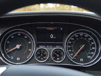 Bentley Continental GT W12 SPEED BLACK EDITION 642HP EXCEPTIONAL - <small></small> 119.999 € <small>TTC</small> - #7