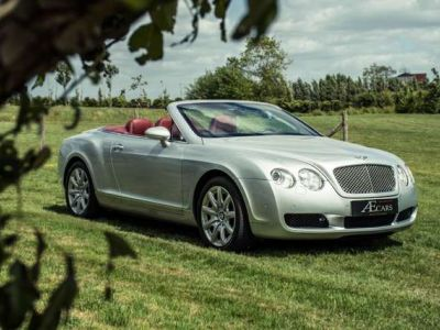 Bentley Continental GTC - W12 - AIR SUSPENSION - BELGIAN CAR - <small></small> 49.950 € <small>TTC</small> - #4