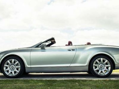 Bentley Continental GTC - W12 - AIR SUSPENSION - BELGIAN CAR - <small></small> 49.950 € <small>TTC</small> - #5