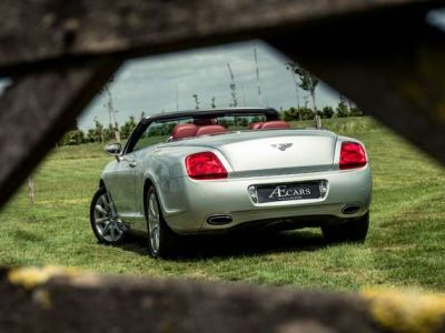Bentley Continental GTC - W12 - AIR SUSPENSION - BELGIAN CAR - <small></small> 49.950 € <small>TTC</small> - #6