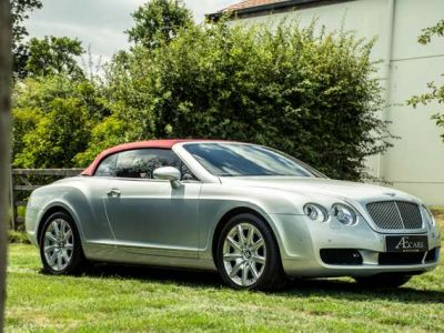 Bentley Continental GTC - W12 - AIR SUSPENSION - BELGIAN CAR - <small></small> 49.950 € <small>TTC</small> - #7