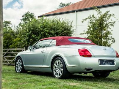 Bentley Continental GTC - W12 - AIR SUSPENSION - BELGIAN CAR - <small></small> 49.950 € <small>TTC</small> - #8