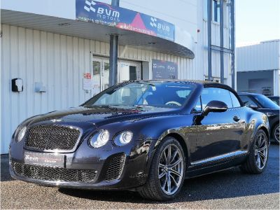Bentley Continental GTC 2 6.0 W12 630 SUPERSPORTS - <small></small> 115.990 € <small>TTC</small> - #1