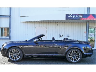 Bentley Continental GTC 2 6.0 W12 630 SUPERSPORTS - <small></small> 115.990 € <small>TTC</small> - #4