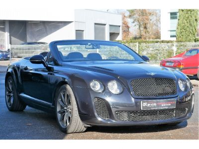 Bentley Continental GTC 2 6.0 W12 630 SUPERSPORTS - <small></small> 115.990 € <small>TTC</small> - #7