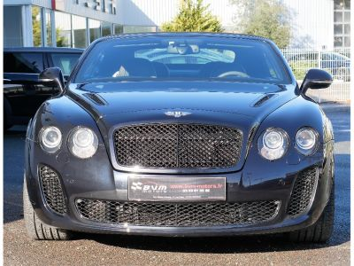 Bentley Continental GTC 2 6.0 W12 630 SUPERSPORTS - <small></small> 115.990 € <small>TTC</small> - #9