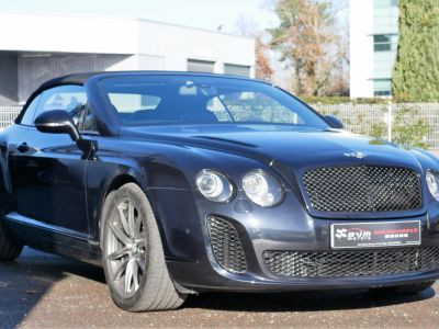 Bentley Continental GTC 2 6.0 W12 630 SUPERSPORTS - <small></small> 115.990 € <small>TTC</small> - #12