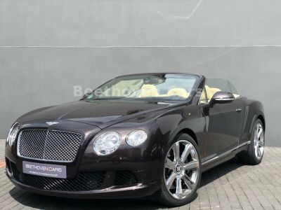 Bentley Continental GTC Cabriolet - <small></small> 99.999 € <small>TTC</small> - #1