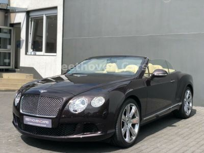 Bentley Continental GTC Cabriolet - <small></small> 99.999 € <small>TTC</small>