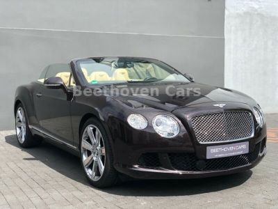 Bentley Continental GTC Cabriolet - <small></small> 99.999 € <small>TTC</small> - #3