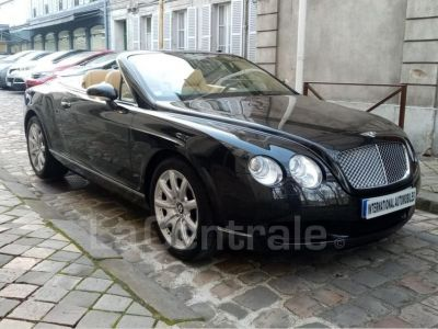 Bentley Continental GTC CABRIOLET 6.0 W12 BI-TURBO 560 TIPTRONIC - <small></small> 55.000 € <small>TTC</small>