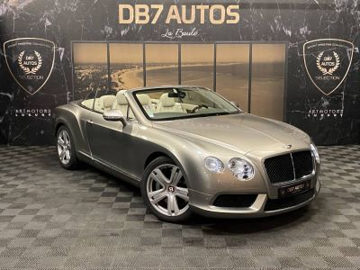 Bentley Continental GTC GT Cabriolet V8 4.0 V8