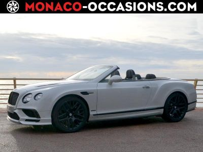 Bentley Continental GTC Supersport - <small></small> 225.000 € <small>TTC</small>