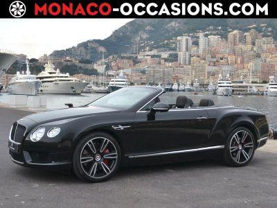 Bentley Continental GTC V8 4.0 - <small></small> 105.000 € <small>TTC</small>