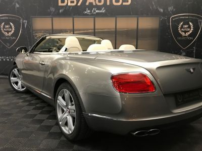 Bentley Continental GTC V8 4.0 507 ch A - <small></small> 109.780 € <small>TTC</small>