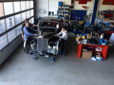 Bentley Mark VI Saloon RHD - <small></small> 89.900 € <small>TTC</small> - #18
