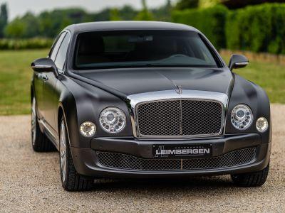 Bentley Mulsanne Sièges chauffants/ventiles/massage / TV / Toit en cuir / Camera de recul - <small></small> 99.000 € <small>TTC</small> - #75