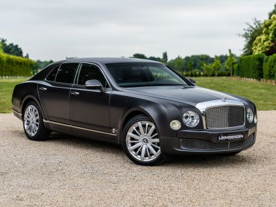 Bentley Mulsanne Sièges chauffants/ventiles/massage / TV / Toit en cuir / Camera de recul - <small></small> 99.000 € <small>TTC</small> - #84
