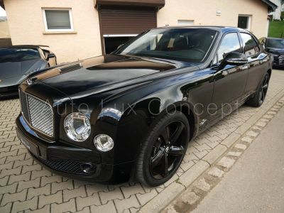 Bentley Mulsanne Speed Beluga Edition, ACC, Caméra, Carbone - <small></small> 139.900 € <small>TTC</small> - #1