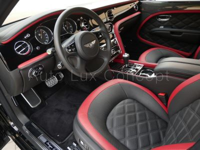Bentley Mulsanne Speed Beluga Edition, ACC, Caméra, Carbone - <small></small> 139.900 € <small>TTC</small> - #5