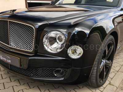 Bentley Mulsanne Speed Beluga Edition, ACC, Caméra, Carbone - <small></small> 139.900 € <small>TTC</small> - #10