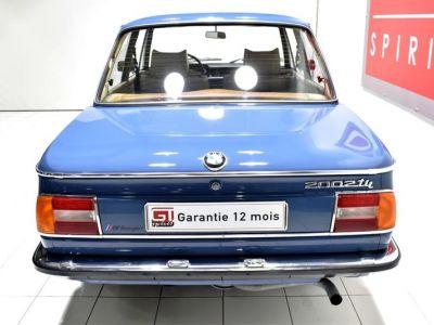 BMW 2002 Tii - <small></small> 37.900 € <small>TTC</small> - #5