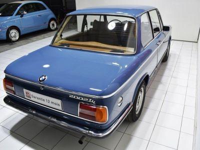 BMW 2002 Tii - <small></small> 37.900 € <small>TTC</small> - #20